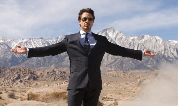 Ninguém é obrigado a conhecer o Homem de Ferro (1)