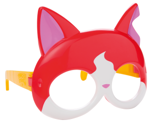 Yo-kai Watch McDonalds McLanche Feliz Level-5 (2)