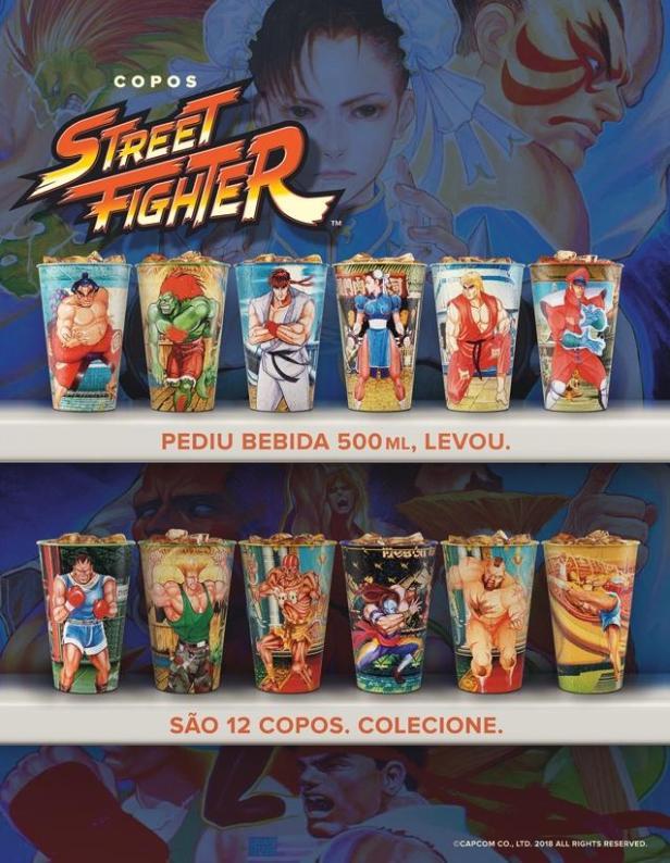 Street Fighter Habibs e Ragazzo